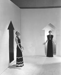 Cecil Beaton, Schiaparelli Evening Dresses, 1936 Victoria and Albert Museum
