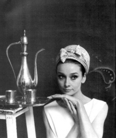 Audrey Hepburn for Givenchy photographed by Cecil Beaton 1964