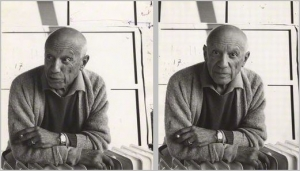 Pablo Picasso by Cecil 1965 © Cecil Beaton Studio Archive, Sothebys London
