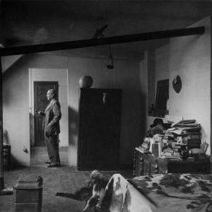 Pablo Picasso 1944 by Cecil Beaton