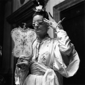 Patricia Lopez-Willshaw by Robert Doisneau