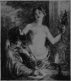 The Musician, 1877