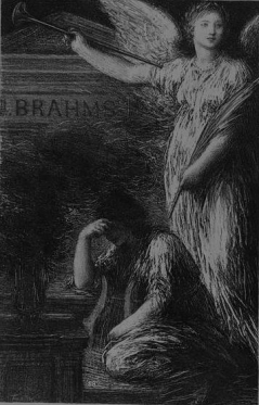To J. Brahms, 1898