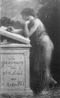 Henri Béraldi ,Les Graveurs du XIXe siècle
