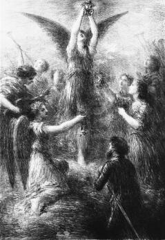Prélude de Lohengrin (2ème planche)