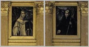 Saint Bernard,Saint Benedict