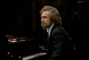 Zimerman -Beirnstein play Beethoven 5th concerto