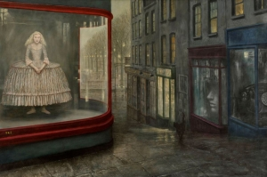 Mike Worrall Windows of Portent 2008