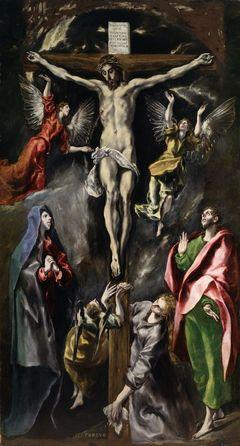 (C)remove The Crucifixion Museo del Prado, Madrid