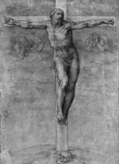 Michelangelos drawing for Vittoria Colonna