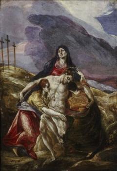 Pietà (The Lamentation of Christ) Philadelphia Museum of Art