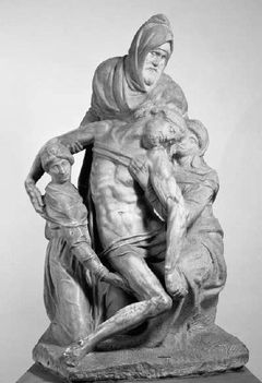 Michelangelos Pieta-Duomo Museum in Florence:
