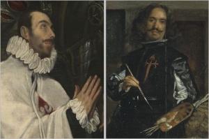The Family of Felipe IV, or Las Meninas, ca.1656