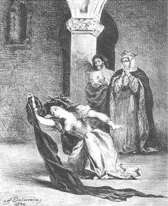 Act IV, scene v. Ophelias madness. 1834.