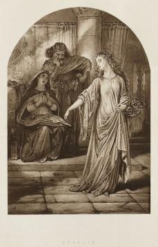 Sir Joseph Noel Paton, Ophelia