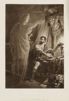 Sir Joseph Noel Paton,Julius Caesar