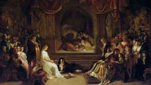 The Play Scene in Hamlet