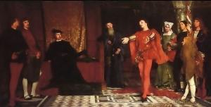 The Actors before Hamlet Ladislas Wladislaw von Czachorski