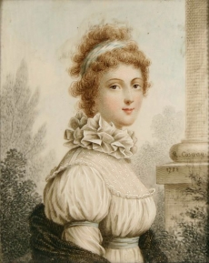 Richard Cosway-Marchioness of Queenston,1788