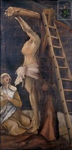 (C)remove  Christoph Krafft (nach Grünewald), Magdalenenklage, 1648,