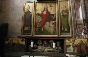 Wolfgangs-altar