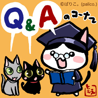 Q&Aのコーナー