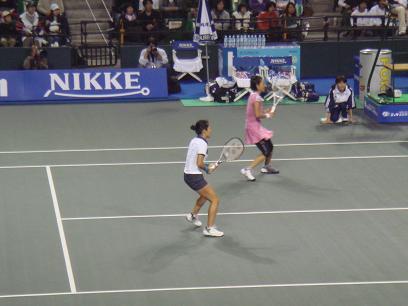 全日本テニス選手権 女子ダブルス