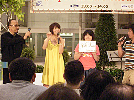 α-Special Live Show in カナート洛北