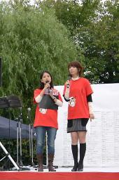 総合MCは福岡千幸さん