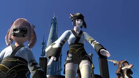 船上ぼむおどり大会 in Masamune