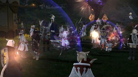 グランドカンパニー決起祭:その1 アトモス祭開催