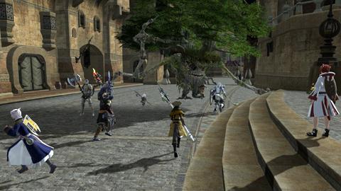 最終フェーズ:初のウルダハ市街戦