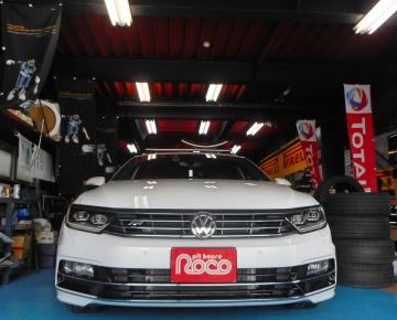 VW用チューニングパーツ取扱店ピットハウスロコ