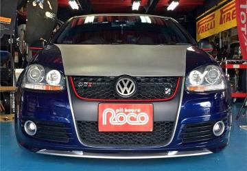 VW Audiチューニングショップピットハウスロコ