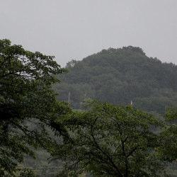 鳶ヶ巣山?