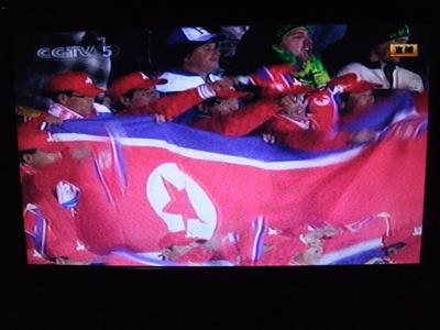 W杯 ブラジルVS北朝鮮 003