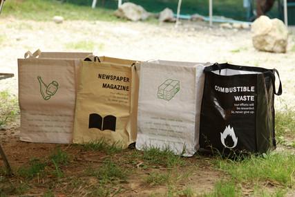 リサイクルジョイントバッグ