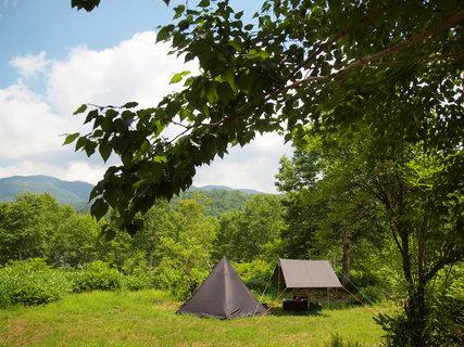 野反湖キャンプ場