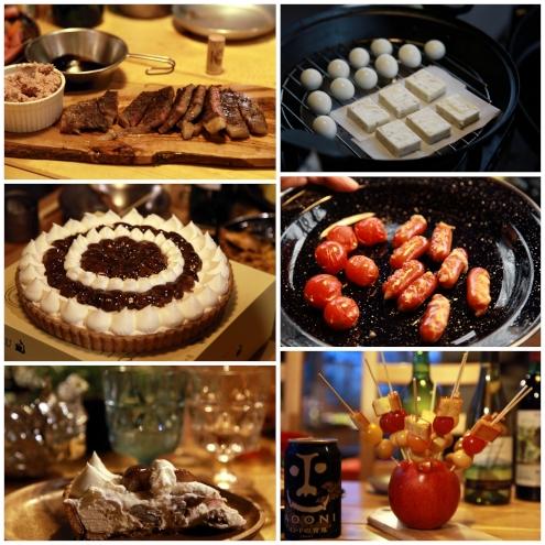ファイヤーサイドコテージ料理サムネイル