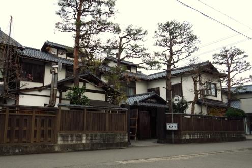 福井県大野市 阿さひ旅館