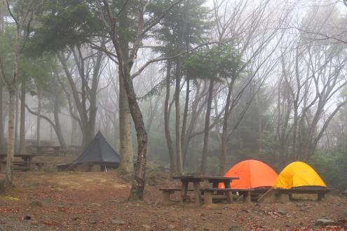 筑波ふれあいの里キャンプ場