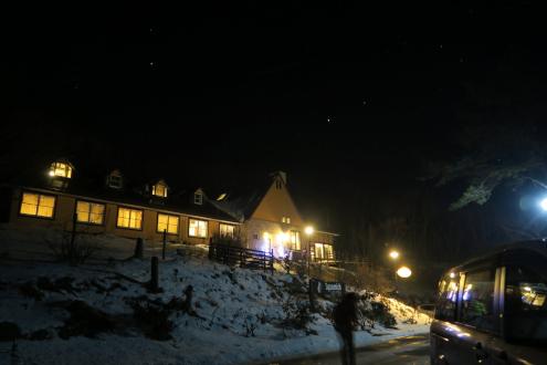 スクアミッシュ 夜景
