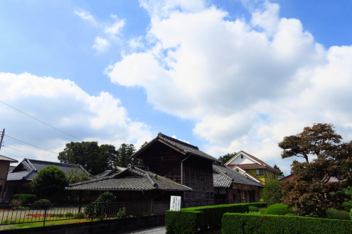 新田宿のお屋敷