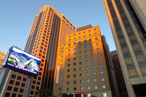 食い倒れ韓国旅行 ニュークッチェホテル