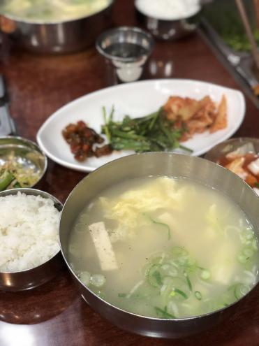 食い倒れ韓国旅行 プゴグ