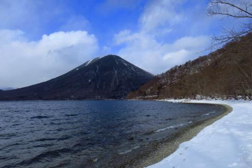 日光社山の登山道