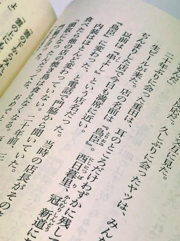 小説「街は謎がいっぱい」手紙編