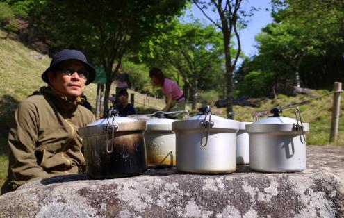 丸川峠と私と丸鍋
