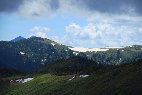 三ツ岩岳からの眺望
