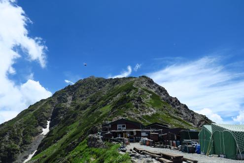 北岳 肩の小屋